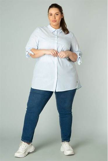 Blouse Hazel Chambray